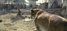 Tiger Enters Village